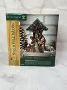 Department 56 North Pole Woods Trim A Tree Factory Treehouse Trim-a-tree Dept