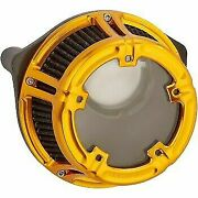 Arlen Ness Gold Method Clear Series Air Cleaner For Harley M8 17-20 1010-2534