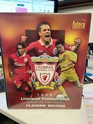 🔥1998 Futera Liverpool Football Club Collector Card Series Players Edition🔥