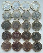 Cheapest Andpound2 Pound Coin Rare Collector Commonwealth Olympic Bible Error Items