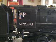 New York Central L-2a Mohawk 4-8-2 Steam Locomotive And Tender