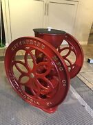 Enterprise No. 9 Restored Large Coffee Grinder Late 1800andrsquos