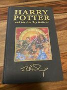 Harry Potter And The Deathly Hallows Uk Deluxe