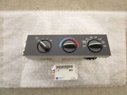 01 - 07 Chevy Express 1500 2500 3500 A/c Heater Climate Temperature Control New