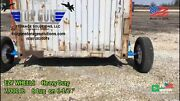 Shipping Container Wheels. Ezy Wheels Heavy Duty 8-lug Made In Usa Set Of Two