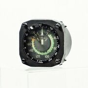 Cessna Textron Pn C661065-0212 Airspeed Indicator By Edo-aire Pn Ea-5175-27-ces