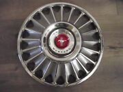 Nos 1967 Ford Mustang Wheel Cover C7zz-1130-b