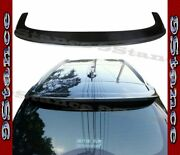 3d Style Cfrp Carbon Fiber Drill On Roof Spoiler For 13-17 F31 Hatchback Touring