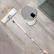 Squeeze Mop Bucket Kitchen Wash Floors Self Cleaning Household Flat Home Office
