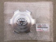 07 - 11 Toyota Fj Cruiser 16and039and039 Inches 6 Spoke Alloy Wheel Center Cap Logo New
