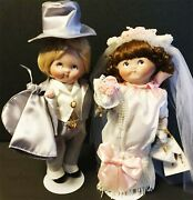 Antique Reproduction 10 In Googly Campbell Soup Kidand039s Dolls Patricia Loveless