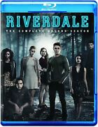 Riverdale The Complete Second Season Bd [blu-ray]