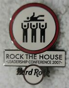 Hard Rock Cafe Gm Leadership Conference And03907 Staff Pin