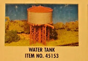 Bachmann, Plasticville, Ho Scale, Water Tank, 45153, Sealed Box, Free Shipping