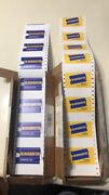 Blue And Yellow Blockbuster Video Membership Cards New, Very Rare Hard To Find