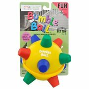 Bumble Ball Motorized Dog Toy Assorted Colors