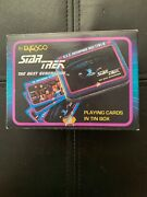 New Enesco Star Trek The Next Generation Two Deck Playing Cards Collectible Tin