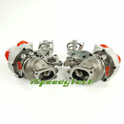 Twin Turbo Chargers For 15-16 Ford Expedition F150 Pickup Transit 3.5l Dl3e6c879