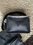 Nwt Berluti Leather Messenger Bag 3650 Made In Italy