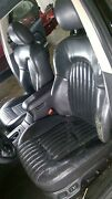 2004 Chrysler 300m Complete Leather Seat Set Front/rear Power Heated