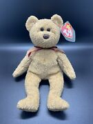 Curly The Bear Ty Original Beanie Baby Retired 1993/1996