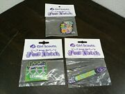 Girl Scout Iron On Fun Patches Lot Of 3
