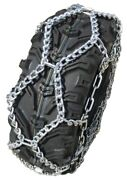 Can-am    Outler Max 650 6x6 Dps 26x10-12 R Atv Tire Chains