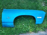 1968 Impala Biscayne Bel Air Caprice Right Passenger Fender Fits Convertible