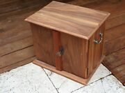 Wooden Coin Cabinet 16 Drawers Homemade