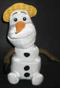 Animated Olaf Snowman - Sings Summer Disney Frozen And Sven Plush Toys