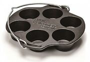 Petromax Petro Marax Outdoor Camp Muffin Mold 12888bbq From Japannew