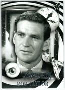 Twilight Zone Archives 2020 Edition H21 Hall Of Fame Rod Taylor And039d 049/150