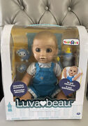 New Luva Beau Interactive Responsive Baby Boy Doll - Toys R Us Exclusive