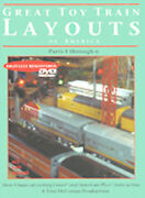 Great Toy Train Layouts Of America, Parts 1-6