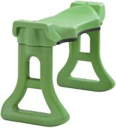 Garden Kneeler Bench With Large Contoured Sitting Area And Soft Foam Knee Pad Yard