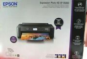 Epson Expression Xp-15000 Hd Wide Format Wireless Cd/dvd Color Inkjet Printer