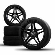 Mercedes Amg 19 Inch Rims C-class C63 Andamp S C205 A205 Winter Cabrio Coupe
