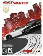 Need For Speed Most Wanted Regular Edition - Xbox 360