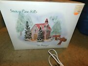 Dept Department 56 Snowy Pine Hills St. Mary's 56.42006 Very Rare