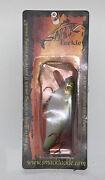 Discontinued Smack Tackle Gizz-4 Not Rapala Green Pearl Rare New And Dusty