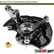 Wheel Bearing Hub Knuckle Assembly Front Right For Toyota Avalon 3.5l 2005-2011