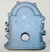 1966 1967 1968 Ford Nos Fe 330 427 Marine Cast Iron Timing Cover