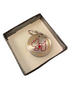 Scotty Cameron Japan Museum And Gallery Scotty Dog Ball Marker Key Chain W/ Case