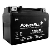 2 Year Warranty Ytx4l-bs Battery Replacement For Deka