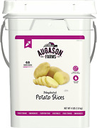 Augason Farms Dehydrated Potato Slices Shreds Emergency Long Term Food Storage