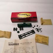 Varney 8000 Gallon Tank Car Utlx 1956 - Unassembled With Instructions - Ho/oo