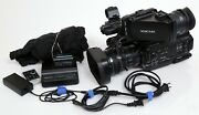 Sony Pmw-300 Professional Camcorder - 1499 Hours Bc 13793