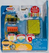 New Thomas And Friends Minis Kids Toy Fizzand039n Go Cargo Chargement Surprise