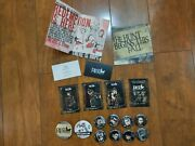 Riese Kingdom Falling Cast And Film Crew Swag Pins Cards Christine Chatelain