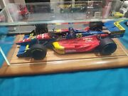 Minichamps Indycar Collection Signed By Jeff Andretti Very Rare Hard To Find
